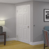 Stepped 4 MDF Skirting Board Room Shot - 150mm x 18mm HDF