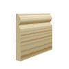 Torus Type 2 Pine Skirting Board in 21mm Thickness