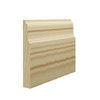 Wave 2 Pine Skirting Board in 21mm Thickness