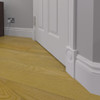 MDF Plinth Block P4 Fitted in 25mm HDF