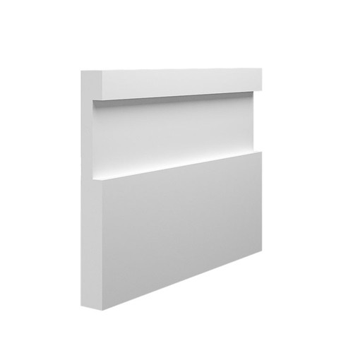 Abbey MDF Skirting Board - 145mm x 18mm HDF
