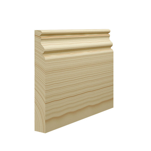 Elegance Pine Skirting Board - 144mm x 21mm