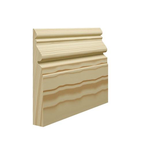 London Pine Skirting Board - 144mm x 21mm