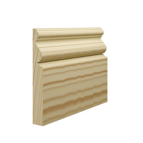 Paris Pine Skirting Board - 144mm x 21mm