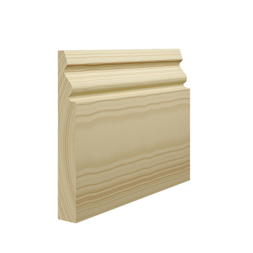 Profile 2 Pine Skirting Board - 144mm x 21mm