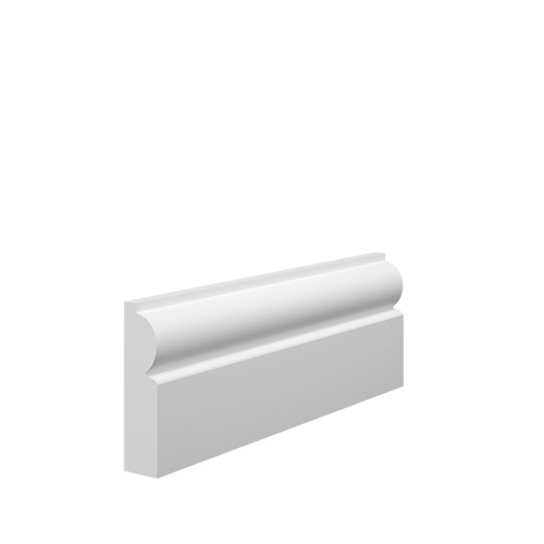 Torus Type 1 MDF Architrave - 70mm x 18mm