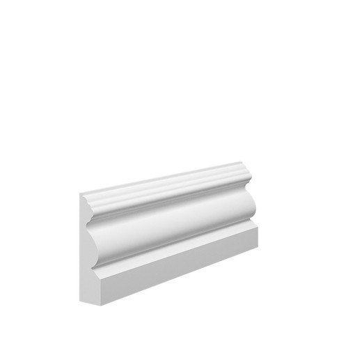 Victorian 1 MDF Architrave in 18mm HDF