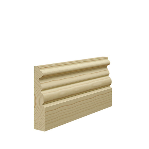 Athens Pine Architrave - 94mm x 21mm