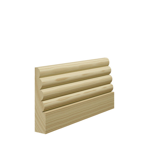 Cloud Pine Architrave - 94mm x 21mm