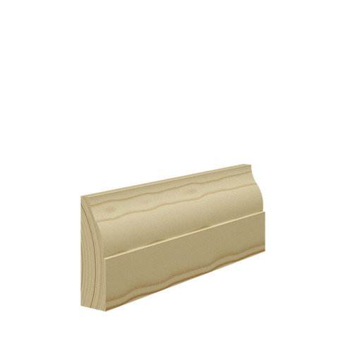 Lambs Tongue 2 Pine Architrave - 69mm x 21mm