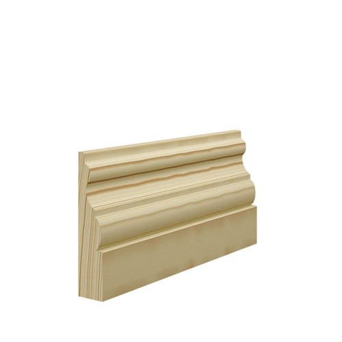 Madrid Pine Architrave - 94mm x 21mm