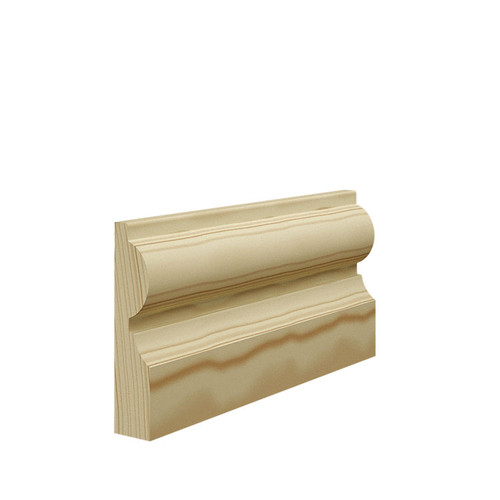 Milan Pine Architrave - 94mm x 21mm