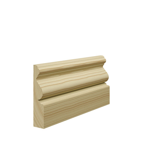 Paris Pine Architrave - 94mm x 21mm