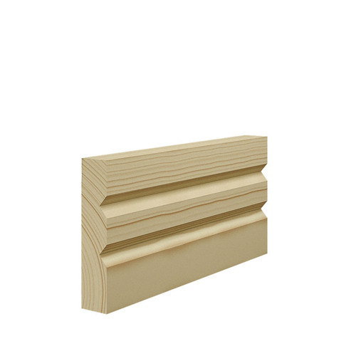 Queen Pine Architrave - 94mm x 21mm
