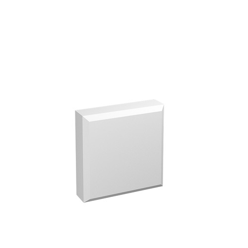 MDF Plinth Block P1 in 25mm HDF