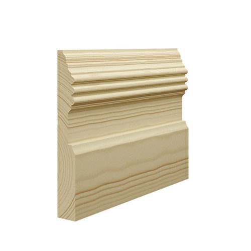 Frontier Pine Skirting Board - 144mm x 21mm