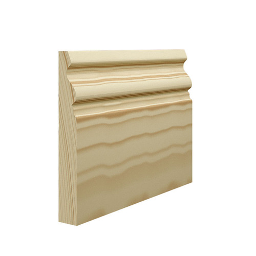 Mirage Pine Skirting Board - 144mm x 21mm