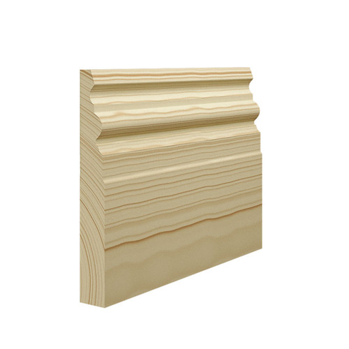 Heritage Pine Skirting Board - 144mm x 21mm