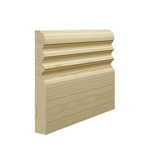Royal Pine Skirting Board - 144mm x 21mm