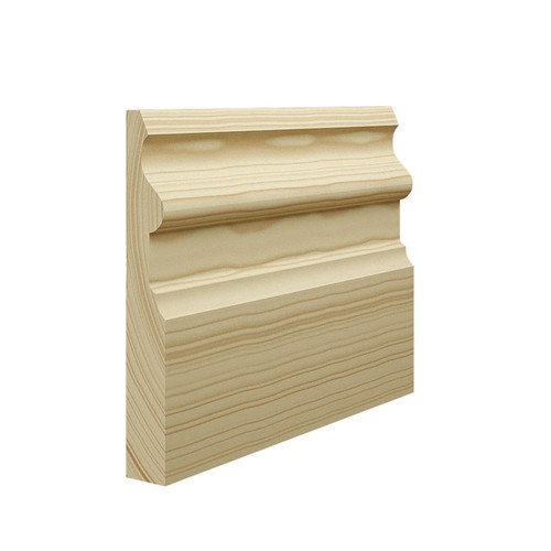 Noble 1 Pine Skirting Board - 144mm x 21mm