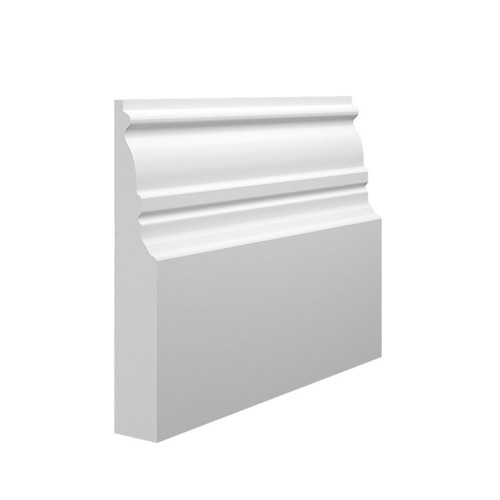 Serenity MDF Skirting Board - 145mm x 25mm HDF