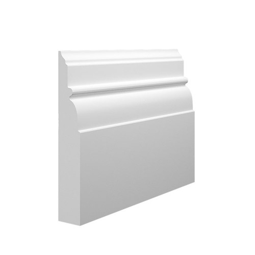 Bella MDF Skirting Board - 145mm x 25mm HDF