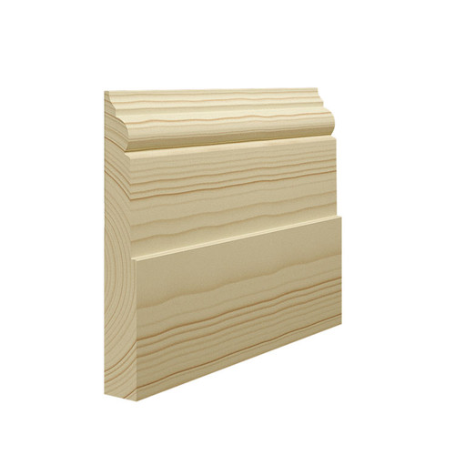 Stanford Pine Skirting Board - 144mm x 21mm