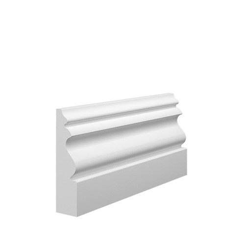 Monza MDF Architrave Sample - 95mm x 25mm HDF