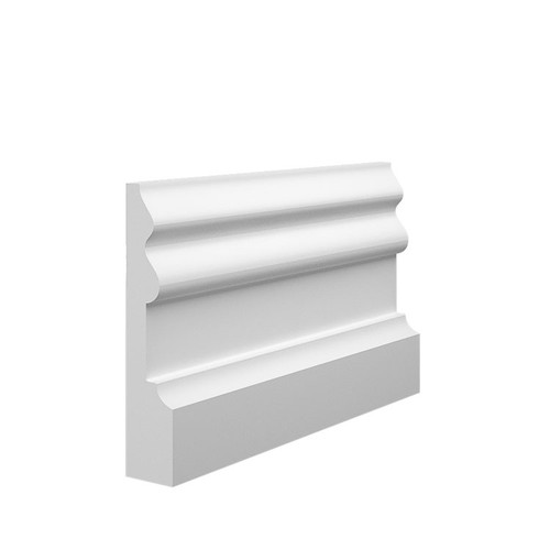 Noble 2 MDF Architrave Sample - 120mm x 25mm HDF