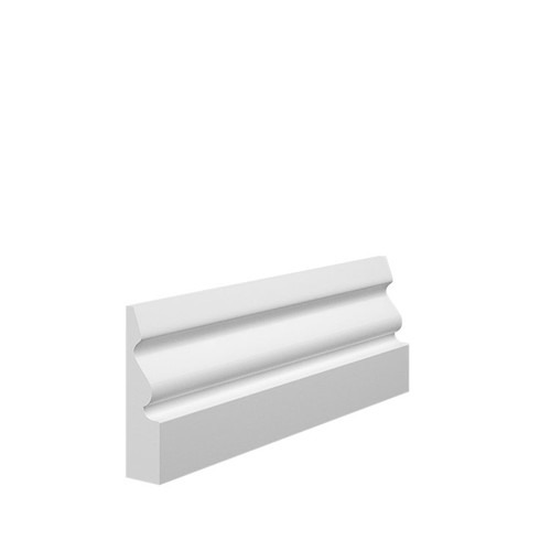 Profile 2 MDF Architrave Sample - 70mm x 18mm HDF