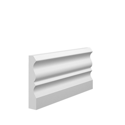 Profile 3 MDF Architrave Sample - 95mm x 18mm HDF