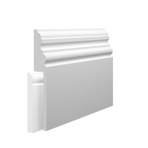 Regal MDF Skirting Board Cover over existing skirting