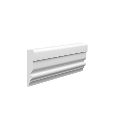 Georgian MDF Dado Rail - 70mm x 18mm