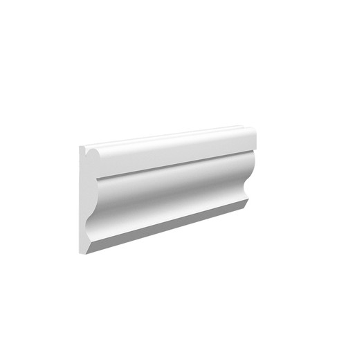 Ogee 1 MDF Picture Rail - 70mm x 18mm