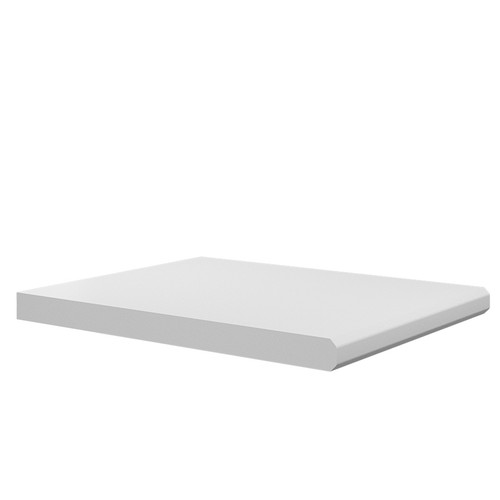 Double Edge 2 MDF Window Board - 18mm Thickness