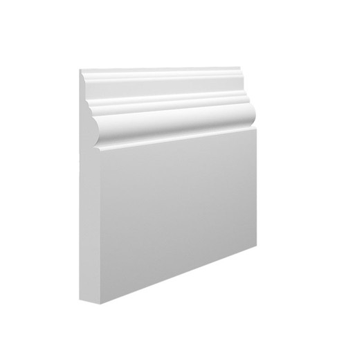 Antique 1 MDF Skirting Board - 145mm x 18mm