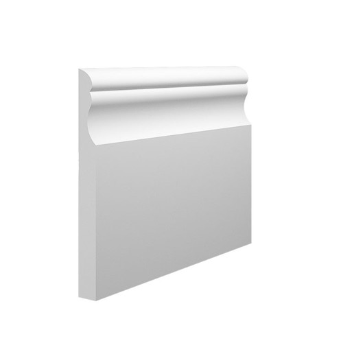 Classic MDF Skirting Board - 145mm x 15mm HDF