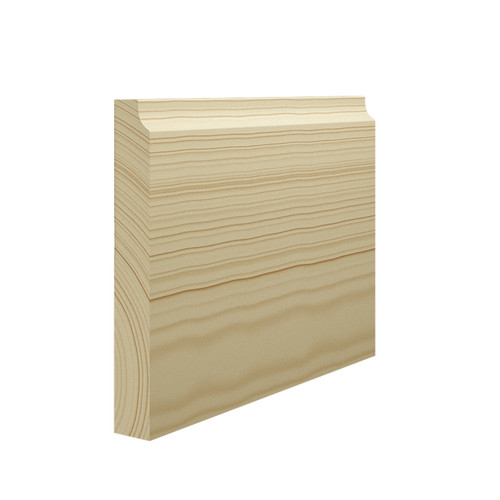Edge 1 Pine Skirting Board - 144mm x 21mm