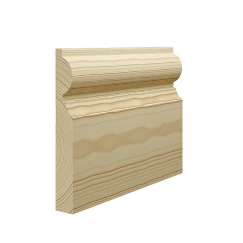 Milan Pine Skirting Board - 144mm x 21mm