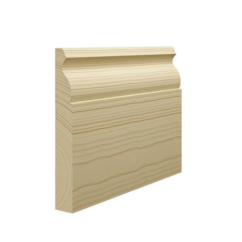 Ogee 1 Pine Skirting Board - 144mm x 21mm