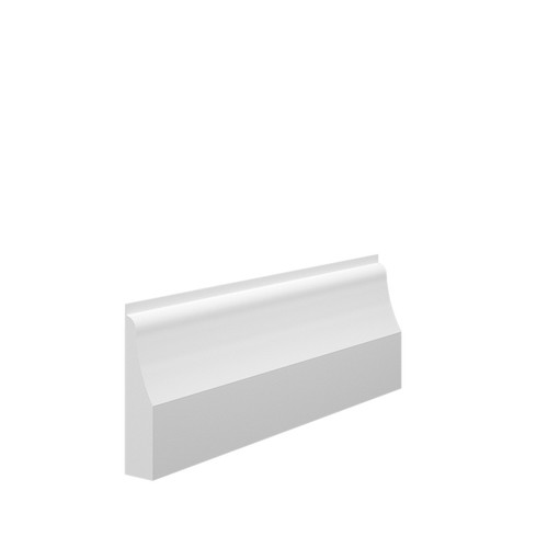 Wave 1 MDF Architrave in 15mm HDF