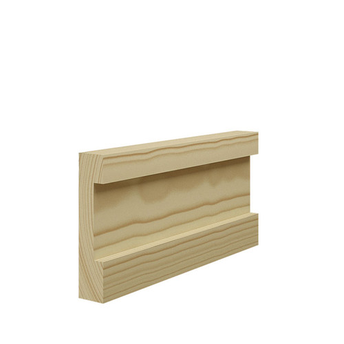 Abbey Pine Architrave - 94mm x 21mm