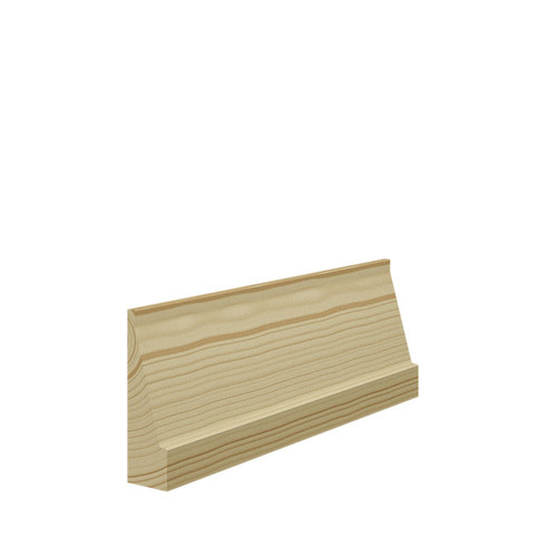 Large Gradient Pine Architrave - 69mm x 21mm