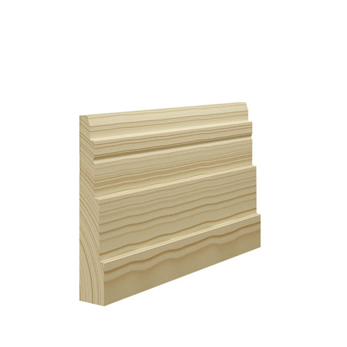 Rome Pine Architrave - 119mm x 21mm