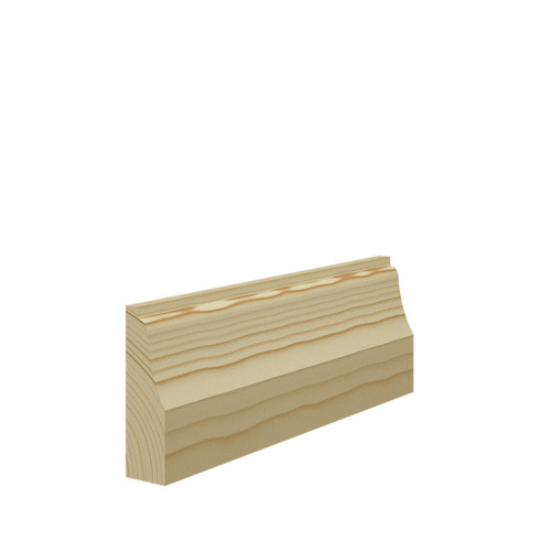 Wave 1 Pine Architrave in 21mm Thickness