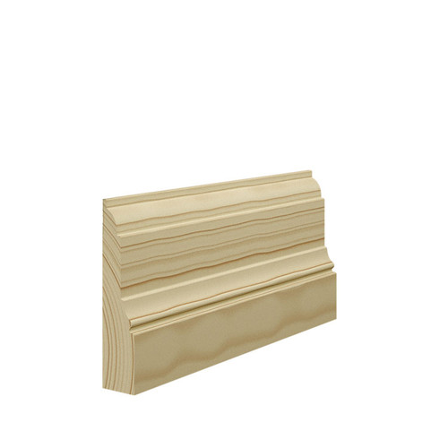 Antique 3 Pine Architrave - 94mm x 21mm