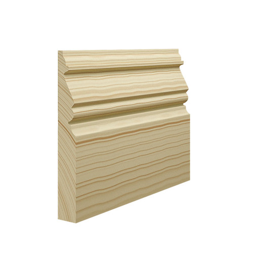 Luxor Pine Skirting Board - 144mm x 21mm
