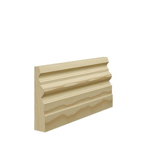 Heritage Pine Architrave - 94mm x 21mm
