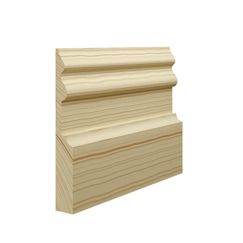 Noble 2 Pine Skirting Board - 144mm x 21mm