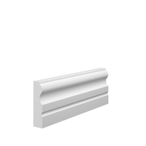 327 MDF Architrave Sample in 70mm x 18mm HDF